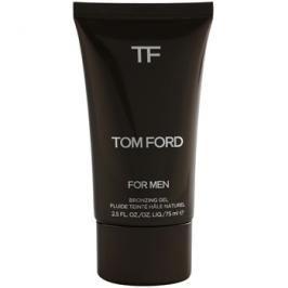 Tom Ford Men Skincare samoopalovací gelový krém na obličej pro přirozený vzhled  75 ml