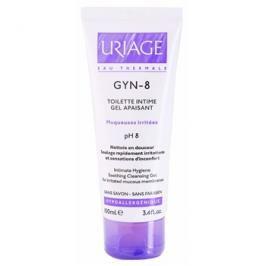 Uriage Gyn- 8 gel na intimní hygienu pro podrážděnou pokožku  100 ml