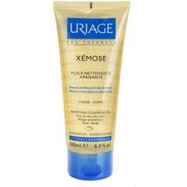 Uriage Xémose zklidňující čisticí olej na obličej a tělo  200 ml