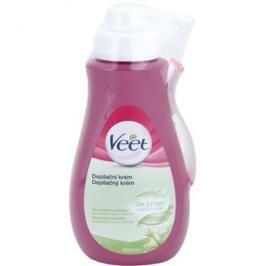 Veet Depilatory Cream hydratační depilační krém pro suchou pokožku  400 ml