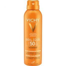 Vichy Capital Soleil neviditelný hydratační sprej SPF50  200 ml