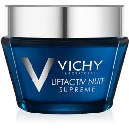 Vichy Liftactiv Supreme noční zpevňující a protivráskový krém s liftingovým efektem  50 ml