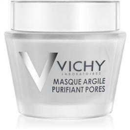 Vichy Mineral Masks čisticí jílová pleťová maska  75 ml
