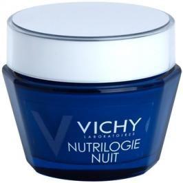 Vichy Nutrilogie noční intenzivní krém pro suchou až velmi suchou pleť  50 ml