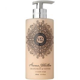 Vivian Gray Aroma Selection Grapefruit & Vetiver krémové tekuté mýdlo  400 ml
