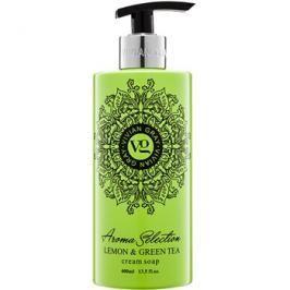Vivian Gray Aroma Selection Lemon & Green Tea krémové tekuté mýdlo  400 ml