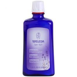 Weleda Lavender zklidňující koupel  200 ml