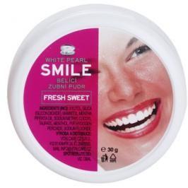 White Pearl Smile bělicí zubní pudr Fresh Sweet 30 g