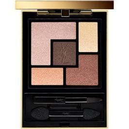 Yves Saint Laurent Couture Palette Eye Contouring oční stíny 14 Rosy Contouring 5 g