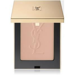 Yves Saint Laurent Poudre Compacte Radiance matující pudr odstín 4 Pink Beige  9 g