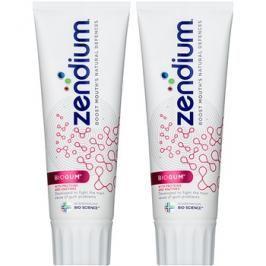 Zendium BioGum pasta pro kompletní ochranu zubů duo  2 x 75 ml