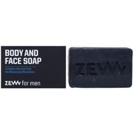 Zew For Men přírodní tuhé mýdlo na tělo a obličej  85 ml
