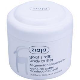 Ziaja Goat's Milk tělové máslo  200 ml