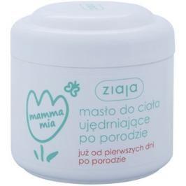 Ziaja Mamma Mia zpevňující tělové máslo pro ženy po porodu  200 ml