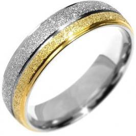 Silvego Snubní ocelový prsten Flers RRC0365 55 mm