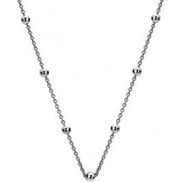 Hot Diamonds Stříbrný řetízek Emozioni Silver Cable with Ball Chain CH001
