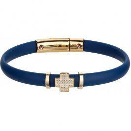 Preciosa Náramek Á La Mode Blue 5144Y51