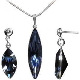 MHM Souprava šperků Fiona Denim Blue 34202
