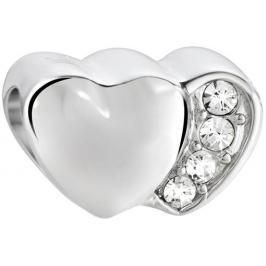 Morellato Ocelový přívěsek Drops Heart SCZ660