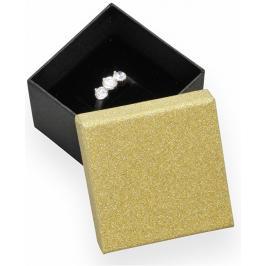 JK Box Dárková krabička na náušnice a prsten MG-1/AU