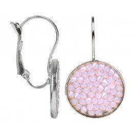 Troli Náušnice Rocks Rose Water Opal