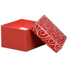 JK Box Romantická dárková krabička na prsten VE-3/A7
