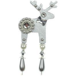 Deers Malý stříbrný jelínek Stříbřík Deers