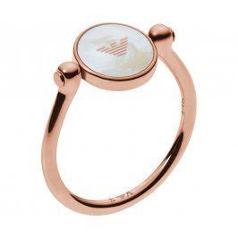 Emporio Armani Něžný prsten EGS2161221 57 mm