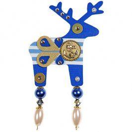 Deers Velký modrý námořnický jelínek Morgan Deers