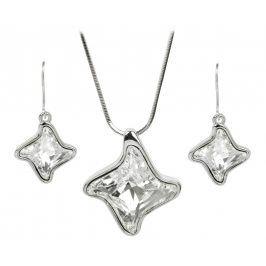 Troli Sada náhrdelníku a náušnic Twister Crystal