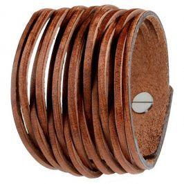 Cow Style Výrazný kožený náramek Wichita CS03-5083