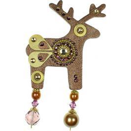 Deers Velký hnědý jelínek Amellitto