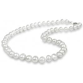 JwL Luxury Pearls Náhrdelník s pravými bílými perlami JL0264