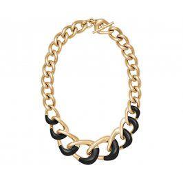 Michael Kors Masivní pozlacený náhrdelník MKJ5954710