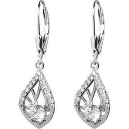 Preciosa Náušnice s krystaly Touch of Elegance 5216 00