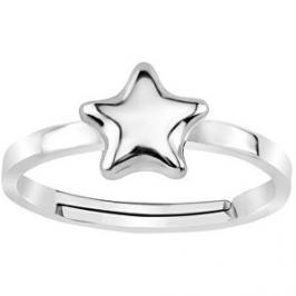 Silvego Stříbrný prsten na nohu Hvězda ZTD25253