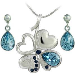 MHM Souprava šperků Lili Aquamarine 34143
