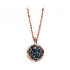 Guess Romantický náhrdelník se srdcem UBN21536