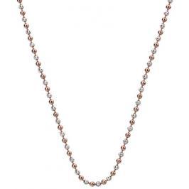 Hot Diamonds Bicolor stříbrný řetízek Emozioni CH056