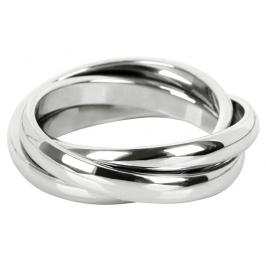 Troli Trojitý ocelový prsten KRS-247 54 mm