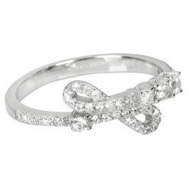 Silver Cat Stříbrný prsten se zirkony SC236 54 mm