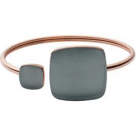 Skagen Pevný bronzový náramek pro ženy SKJ0874791
