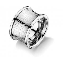 Tommy Hilfiger Originální prsten z oceli TH2700816 58 mm
