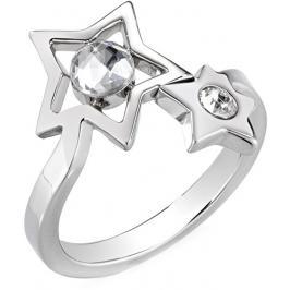 Morellato Hvězdný prsten s krystaly Cosmo SAKI17 52 mm