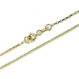 Brilio Jemný řetízek ze žlutého zlata 50 cm 271 115 00268 - 2,60 g