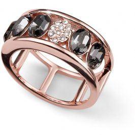 Oliver Weber Bronzový prsten Style 41137RG L (56 - 59 mm)