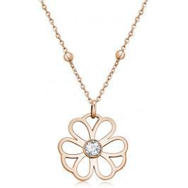 Brosway Ocelový náhrdelník Ikebana BKE04