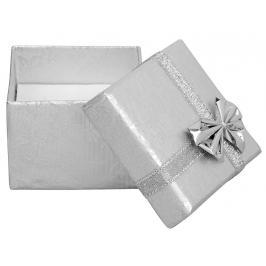 JK Box Dárková krabička na náušnice a prsten RZ-3/AG