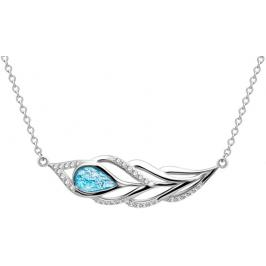 Preciosa Stříbrný náhrdelník Penna 6103 29