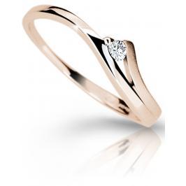 Danfil Luxusní zásnubní prsten DF1718p 49 mm